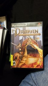 PS2 Drakan the Ancient's Gates in Quantico, Virginia