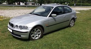 2002 BMW 316TI, automatic in Ansbach, Germany