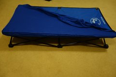 Regalo Travel Kid's Cot - Excellent Condition in Baytown, Texas