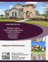 Rental Property in Tomball, Texas