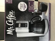 Mr Coffee 12 cup brand new in box 110v in Stuttgart, GE
