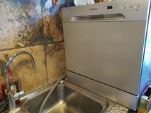 Dish Washing Machine / Dishwasher Klarstein Amazonia 8 Silver [Energy Class A+] in Stuttgart, GE