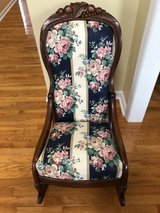 Antique Rocking Chair Solid wood in Camp Lejeune, North Carolina