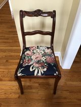 Antique Chair Solid wood in Camp Lejeune, North Carolina