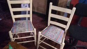 shabby chic cottage chairs. in Leesville, Louisiana