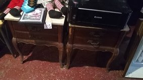 antique end tables in Leesville, Louisiana