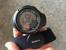 Suunto Ambit 3 Peak W/HR Monitor (GPS Watch) in Ramstein, Germany