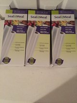 "Seal a Meal Vacuum Bags (2 Roll 11"" x  18') Price each in Eglin AFB, Florida"