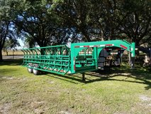 10 bale hay trailer in Kingwood, Texas