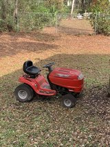Troybilt riding lawnmower for parts or repair in Beaufort, South Carolina