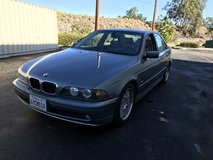 2002 BMW 530i in San Ysidro, California