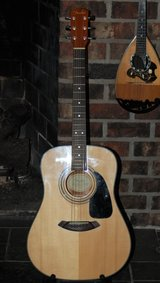 FENDER DG-8S SOLID TOP ACOUSTIC GUITAR in Cleveland, Ohio
