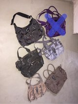 5 Authentic GGL purses - George Gina & Lucy in Ramstein, Germany