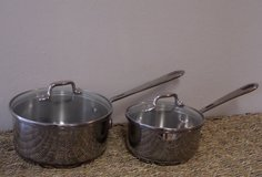 Emeril Stainless Steel Copper Clad Cookware Set in Kingwood, Texas