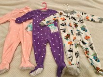 NEW toddler footsie jammies 2T in Okinawa, Japan