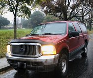 2004 Ford Excursion in Travis AFB, California