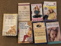 Pregnancy/baby's 1st year books in Vacaville, California