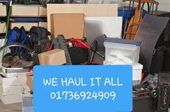 JUNK REMOVEL SERVICE&WE SAVE YOUR MONEY AND TIME in Ramstein, Germany