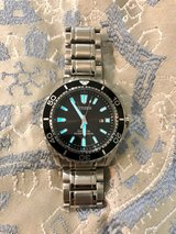 Citizen Pro-Master 200m Eco-Drive Divers watch new in Okinawa, Japan