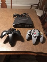 Nintendo 64 system in Westmont, Illinois