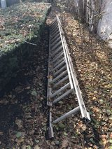 Extension ladder in Westmont, Illinois