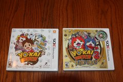 3DS Yo Kai Watch and Kai Watch 2 Fleshy Souls in Spring, Texas