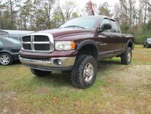 2005 DODGE RAM 2500 HEAVY DUTY CREW CAB, 4X4, SLT, SHORT BED, 5.9 DIESEL in bookoo, US