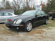 2006 MERCEDES E-350 SEDAN, SWEET CAR in bookoo, US