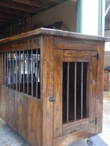 New Dog kennel furniture in The Woodlands, Texas