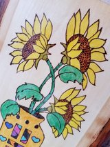 Handcrafted Sunflower Art! in Alamogordo, New Mexico