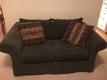 Sofa, loveseat, chair 1/2 and ottoman in Tinley Park, Illinois