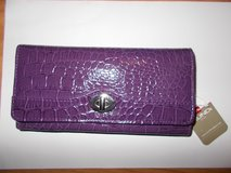 Ladies Purse by Mundi Purple New with tags in Cambridge, UK