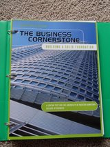 The Business Cornerstone, 7th Edition, U of H in Houston, Texas