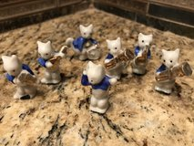 Antique Minature China Cat Band in Lawton, Oklahoma