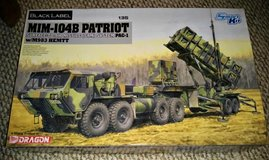 DRAGON 1/35  MIM 104-B PATRIOT w/M-983 HEMTT in Camp Lejeune, North Carolina