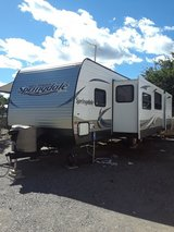 Bunkhouse Travel Trailer in Alamogordo, New Mexico