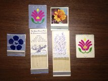 Matchbooks from Snowmass mt., CO in Glendale Heights, Illinois