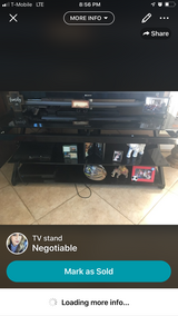 Tv stand in Oceanside, California