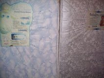FITS boths -CRIB  & TODDLER -- MATRESS---Rreduced in Ramstein, Germany