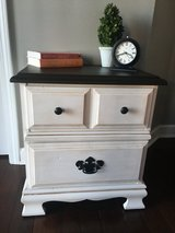 Refinished Nightstand in Chicago, Illinois