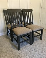 Like New Dining Chairs Set in Cary, North Carolina