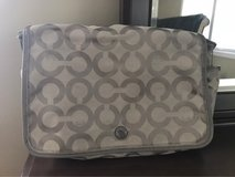 Coach Diaper Bag in St. Charles, Illinois