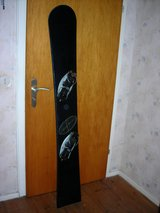 fast snowboard - for carving. Recommanded for advanced boarders in Baumholder, GE