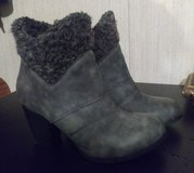 ANKLE BOOTS-WOMEN'S SIZE 8-ONLY WORE TO TRY ON IN STORE in Fort Polk, Louisiana