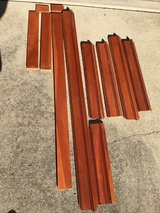 Solid Cherry Trim and Misc Pieces in Wheaton, Illinois