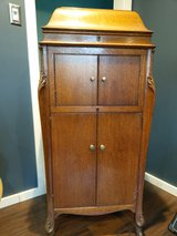RCA Victrola storage cabinet in Ottawa, Illinois