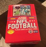 1990 NFL Player & Trivia Cards in Naperville, Illinois