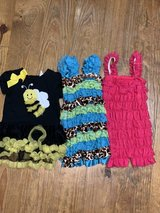 12-24 month dress and rompers in Warner Robins, Georgia