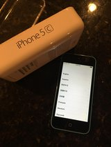 iphone 5C unlocked in excellent condition in Plainfield, Illinois