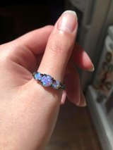 Size 12 opal ring in Spring, Texas